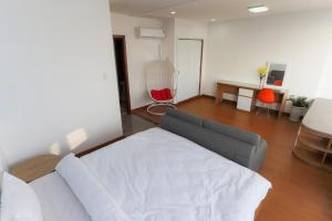 Hoang Anh Gia Lai Apartment B20.03, Apartmány  Da Nang - big - 43