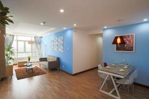 Hoang Anh Gia Lai Apartment B20.03, Apartmány  Da Nang - big - 48