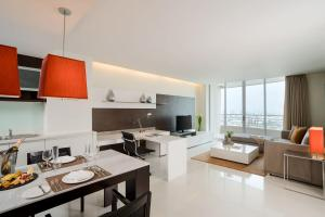 Two-Bedroom Suite with Kasara Executive Lounge