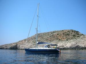 Gozo sailingboat