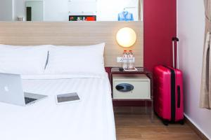Red Planet Makassar, Hotel  Makassar - big - 4