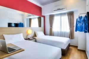 Red Planet Makassar, Hotel  Makassar - big - 7