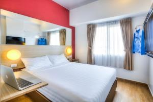 Red Planet Makassar, Hotel  Makassar - big - 9