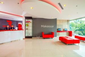 Red Planet Makassar, Hotel  Makassar - big - 1