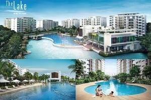 The Lake Sathon by Tai 1, Apartmány  Bangkok - big - 3