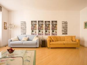 DIAZ 10, Apartmanok  Trieszt - big - 8