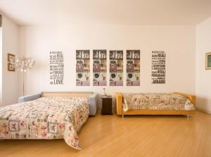 DIAZ 10, Apartmanok  Trieszt - big - 7