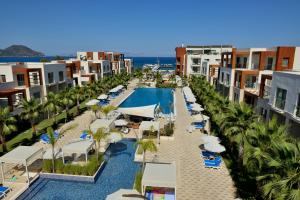 Sundance Suites Hotel, Hotely  Turgutreis - big - 6