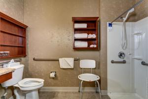Queen Room with Roll-in Shower - Disability Access - Non smoking