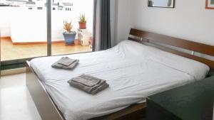 Apartment Calle Colmenar, Apartments  Estepona - big - 90