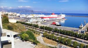 Poseidon Hotel, Hotels  Heraklio Town - big - 70