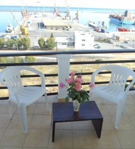 Poseidon Hotel, Hotels  Heraklio Town - big - 7