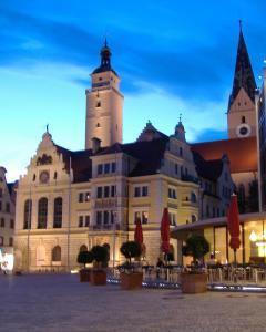 Hotel Ara, Szállodák  Ingolstadt - big - 25