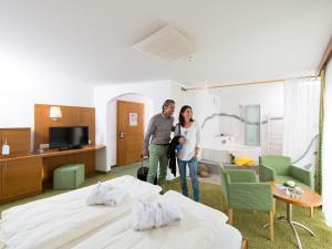 Hotel Rockenschaub - Mühlviertel, Отели  Либенау - big - 22