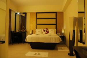 Pattom Royal Hotel, Отели  Тривандрум - big - 10