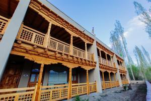 Ladakh Sarai Resort, Курортные отели  Лех - big - 31
