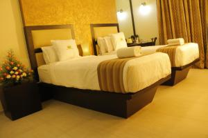 Pattom Royal Hotel, Отели  Тривандрум - big - 9