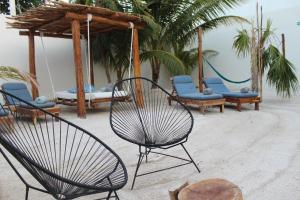 Tierra Mia Boutique Hotel, Hotely  Holbox Island - big - 36