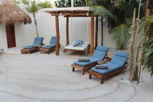 Tierra Mia Boutique Hotel, Hotely  Holbox Island - big - 35
