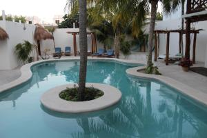 Tierra Mia Boutique Hotel, Hotely  Holbox Island - big - 51