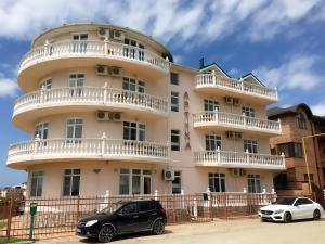 Artika Hotel, Hotel  Vityazevo - big - 47