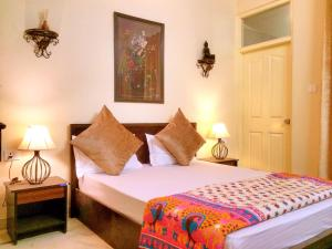 The Buddhayan Villa, Апартаменты  Джайпур - big - 25
