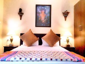 The Buddhayan Villa, Апартаменты  Джайпур - big - 31