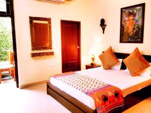 The Buddhayan Villa, Апартаменты  Джайпур - big - 33