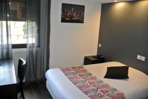 Inter-Hotel Dijon Ouest Castel Burgond