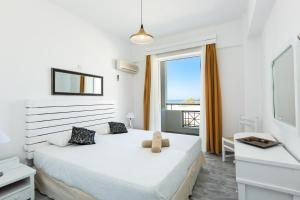 Castello Bianco Aparthotel, Апарт-отели  Платанес - big - 24