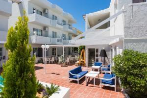 Castello Bianco Aparthotel, Apartmánové hotely  Platanes - big - 38
