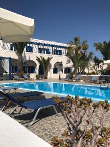 Villa Ilios, Гостевые дома  Тира - big - 10
