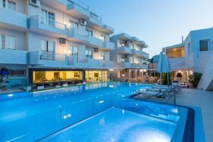 Castello Bianco Aparthotel, Апарт-отели  Платанес - big - 1