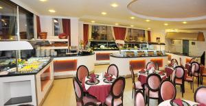 Savk Hotel, Hotely  Alanya - big - 39