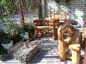 Комплекс апартаментов Karamelka, Железный Порт