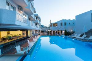 Castello Bianco Aparthotel, Апарт-отели  Платанес - big - 36