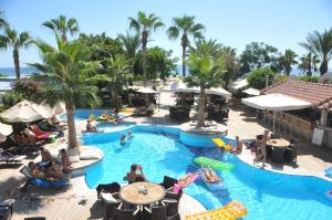 Savk Hotel, Hotely  Alanya - big - 41