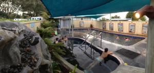 Athenree Hot Springs and Holiday Park