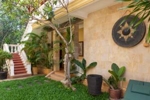 HanumanAlaya Colonial House, Hotely  Siem Reap - big - 35