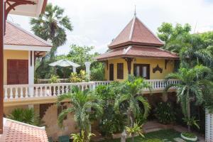 HanumanAlaya Colonial House, Hotely  Siem Reap - big - 33