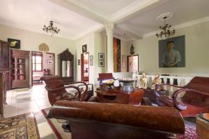HanumanAlaya Colonial House, Hotely  Siem Reap - big - 24