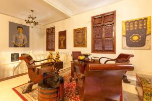 HanumanAlaya Colonial House, Hotely  Siem Reap - big - 25