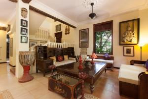 HanumanAlaya Colonial House, Hotely  Siem Reap - big - 58