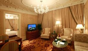 Nantong Jinshi International Hotel, Hotely  Nantong - big - 31