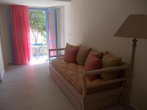 Alkyoni Beach Hotel, Hotely  Naxos Chora - big - 23