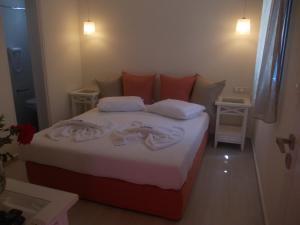 Alkyoni Beach Hotel, Hotely  Naxos Chora - big - 29