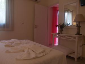 Alkyoni Beach Hotel, Hotely  Naxos Chora - big - 28
