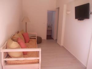 Alkyoni Beach Hotel, Hotely  Naxos Chora - big - 26