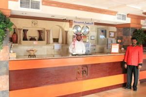 Gulf Park Hotel Apartment, Apartmanhotelek  Dammam - big - 10