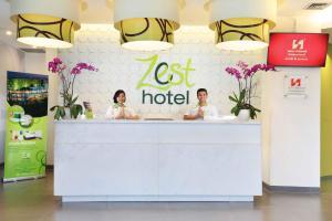 Zest Hotel Airport Jakarta, Hotely  Tangerang - big - 1